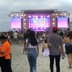 """Tráfico y alza de precios no fueron obstáculo para disfrutar del """"Baja Beach Fest"""""""