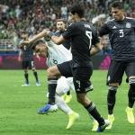 Números que deja la derrota de México ante Argentina