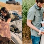 Amenazan de muerte a madre y su hija por cazar animales salvajes