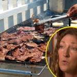 Demanda vegana a sus vecinos por el olor de sus parrilladas