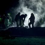 Las fotos más impactantes de la explosión en Hidalgo