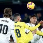 El campeón del mundo empato ante el Villarreal