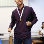 Joven mexicano gana en competencia internacional de astronomía