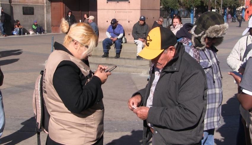 Levantan En Tijuana Censo De Bienestar Para Amlo Síntesis Tv