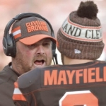 Browns promueven a Freddie Kitchens como HC