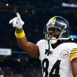 Antonio Brown pide su salida de Steelers