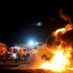 Hubo otra explosión en ducto de Pemex por toma clandestina en Hidalgo
