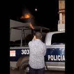 Identifican a policías que prestaron un arma a civil para que disparara al aire