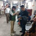 Ingresan primeros centroamericanos a México