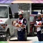 Apoya a la Cruz Roja en su campaña de recaudación de fondos