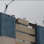 Suspenden demolición de pisos en Hospital General de Mexicali