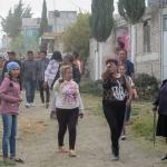 Violación y asesinato de niña de 9 años genera disturbios en Valle de Chalco