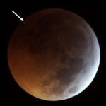 VIDEO: Durante el eclipse se impactó un meteorito en la Luna