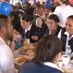 Enfermeros celebran su día en Ensenada