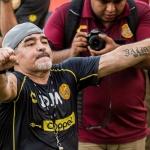 Maradona recibió el alta médica