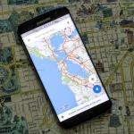 La nueva actualización de Google Maps mostrará los límites de velocidad