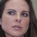 """Kate Del Castillo está """"aliviada"""" de no tener que testificar contra El Chapo"""
