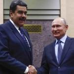 """Vladimir Putin llama a Nicolás Maduro para expresarle su """"apoyo"""""""