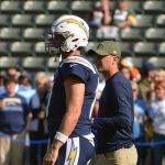 Philip Rivers homenajeado en San Diego