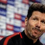 Simeone continuará con Atlético de Madrid hasta 2022