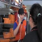 """Pizzería tijuanense se unió a la campaña """"Ni una más"""""""