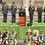AMLO elogiael trabajo de los soldados en tareas de seguridad