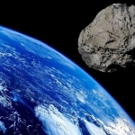 Un asteroide se acercará a la Tierra este martes