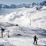 Reanudan rescate tras avalancha en Suiza, hay un muerto y 4 heridos