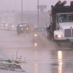 Intensa tormenta traerá periodos de fuertes lluvias en BC a partir del miércoles