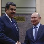 Rusia duda sobre su apoyo a Maduro y niegan la posiblidad de evacuarlo
