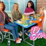 Habrá Barbies en silla de ruedas y prótesis para promover la inclusión