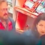 Captan a pareja teniendo relaciones sexuales en supermercado