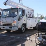 Entregan unidades y equipos para fortalecer obras y servicios públicos de Mexicali