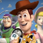 Triángulo amoroso en Toy Story 4!