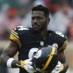 Antonio Brown en el radar de Raiders