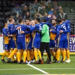 San Diego Sockers continúa con la racha de victorias en la MASL