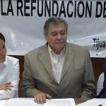 Oficializa Martínez Veloz candidatura con el PRD