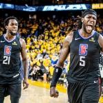 Clippers triunfa tras desventaja de 31 pts
