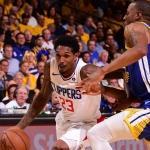 Clippers sigue con vida ante Warriors