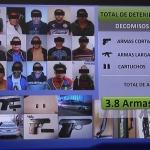 Aumenta detención de personas con armas en Tijuana