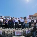 Arturo González promete un gobierno honesto, transparente y austero