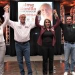Bien representadas las mujeres en estas elecciones: Bonilla