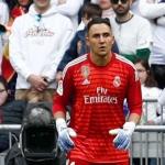Keylor Navas llega a 100 partidos con Real Madrid