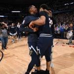 Nuggets triunfan en el séptimo juego vs Spurs