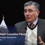 Mtro. Luis Raúl González Pérez, Presidente de la Comisión Nacional de Derechos Humanos
