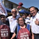 """""""Ya falta poco para hacer el cambio"""", dice Bonilla"""