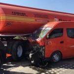 Accidentes de transporte público en tramos federales no superan al Bulevar 2000