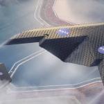 Crea NASA un ala flexible que cambia de forma durante el vuelo