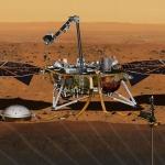 Registra NASA un terremoto en Marte por primera vez