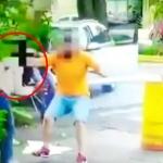 Atropella y apuñala a su esposa hasta matarla frente a casa del gobernador de Jalisco